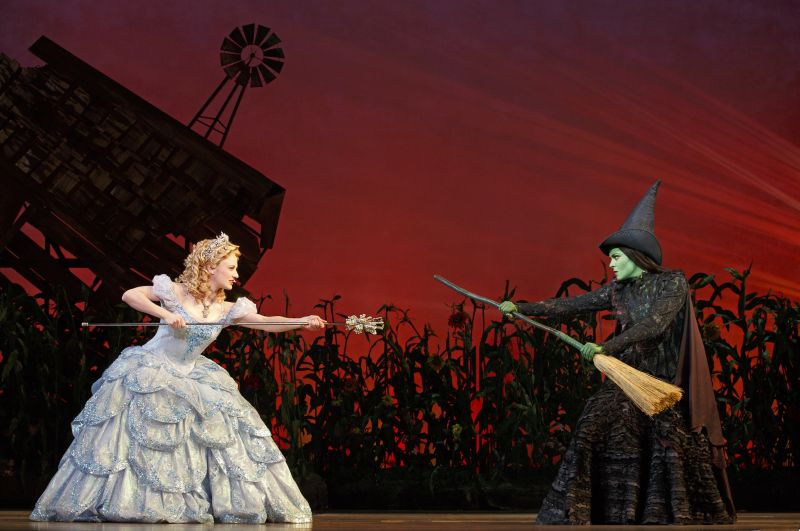 Wicked Brings Down the House at Orpheum