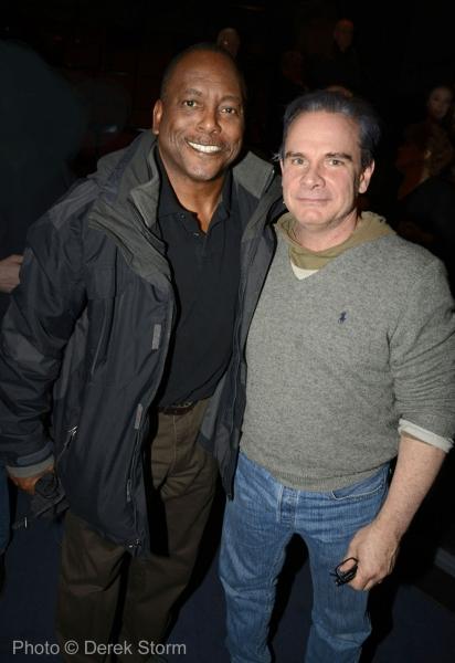 Billy Sample & Peter Scolari