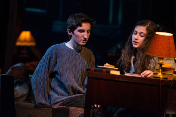 Photo Flash: First Look at Media Theatre's DIARY OF ANNE FRANK