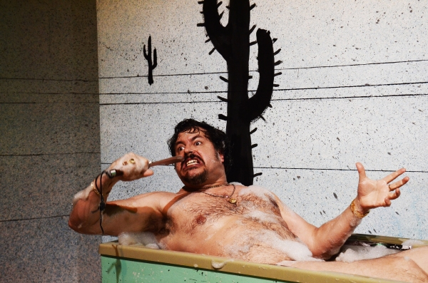 Photo Flash: First Look at THE CEMENT GARDEN and 'FEAR AND LOATHING' at VAULT Festival 2014