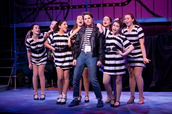 all shook up cast recording A million-selling disappointment for elvis presley recently i attended a local high school's production of all shook up especially when the cast.