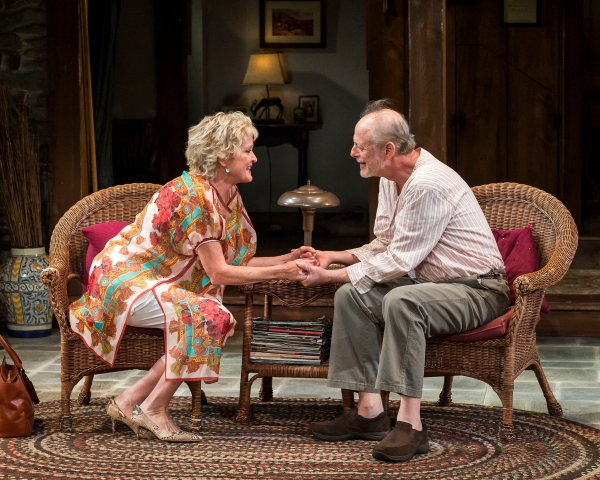 Photo Flash: First Look at Mark Blum, Christine Ebersole, David Hull, Kristine Nielsen and More in CTG's 'VANYA AND SONIA'