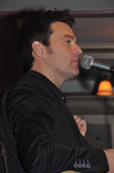Photo Coverage: Ryan Kelly and Neil Byrne Acoustic By Candlelight Tour Stops at Rory Dolan's