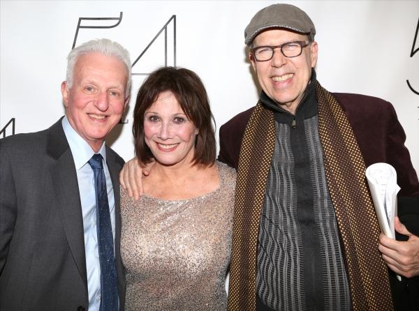 Tom Vertel, Michele Lee & Larry Moss