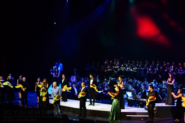 Photo Flash: DO YOU HEAR THE PEOPLE SING? Concert in Manila