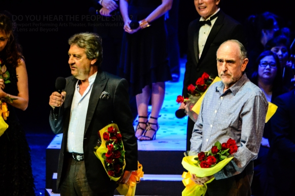 Alain Boublil, Claude-Michel Schonberg