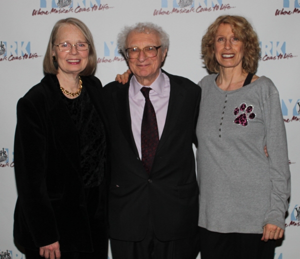 Maggie Harrer, Sheldon Harncik and Beth Ertz