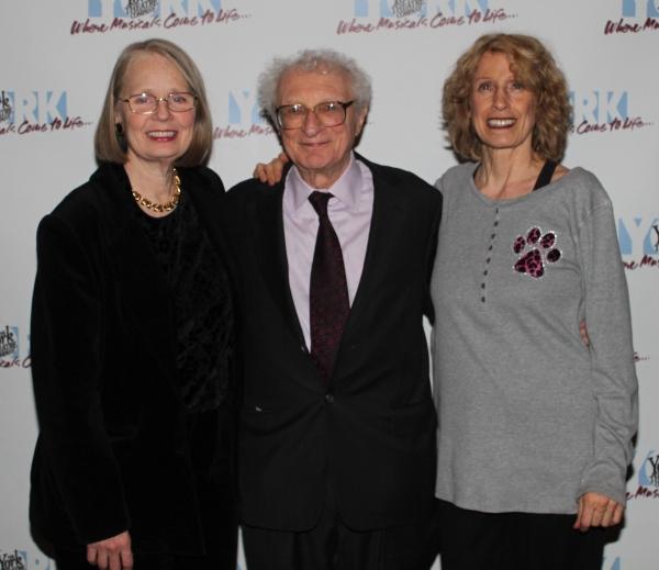 Maggie Harrer, Sheldon Harncik and Beth Ertz