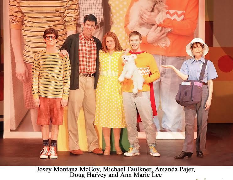 BWW Reviews: The Musical Adventures of Flat Stanley Brings a Classic to Life