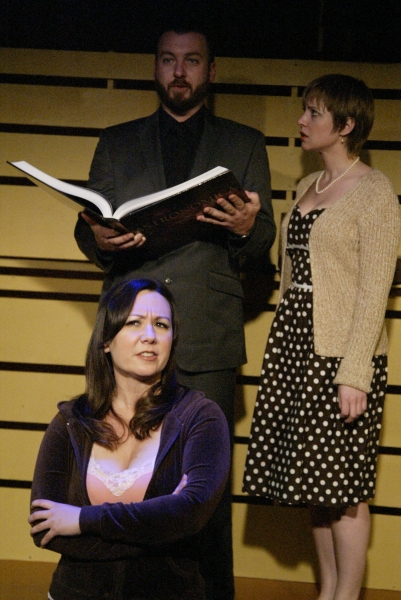 BWW Reviews: PICK OF THE VINE Showcases the Best 10-Minute Plays Submitted From Around the World