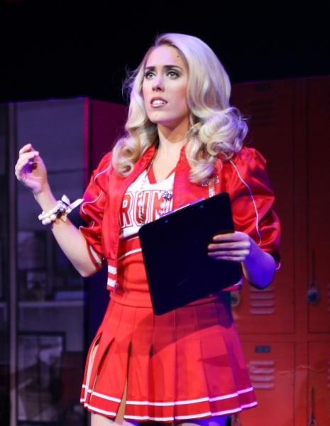Bailey Purvis as Skylar Photo