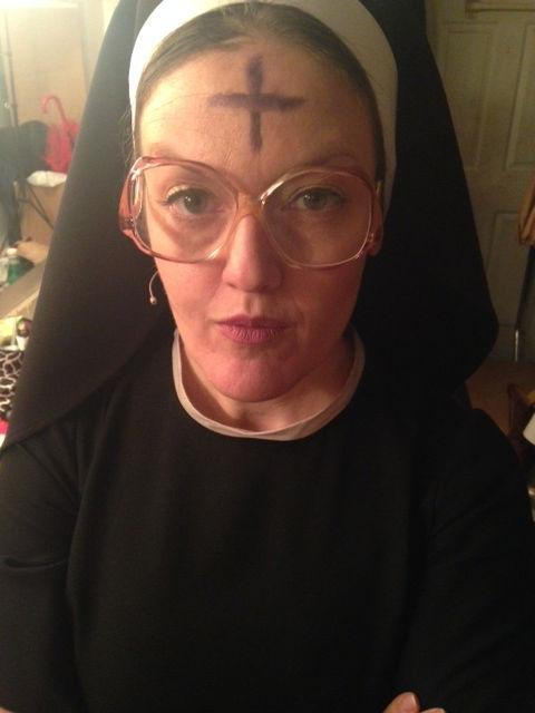 BWW Blog: Sherz Aletaha of Off-Broadway's DISASTER! - Glitter Makes Everything Better