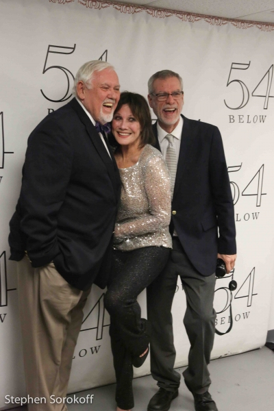 Photo Coverage: Michele Lee Gets After Show Congratulations from Liza Minnelli, Clive Davis & More!