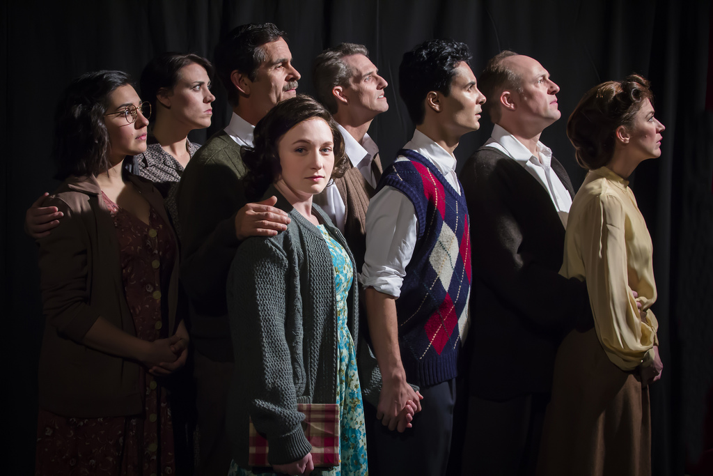 BWW Reviews: A. D. Players' THE DIARY OF ANNE FRANK is Deeply Moving