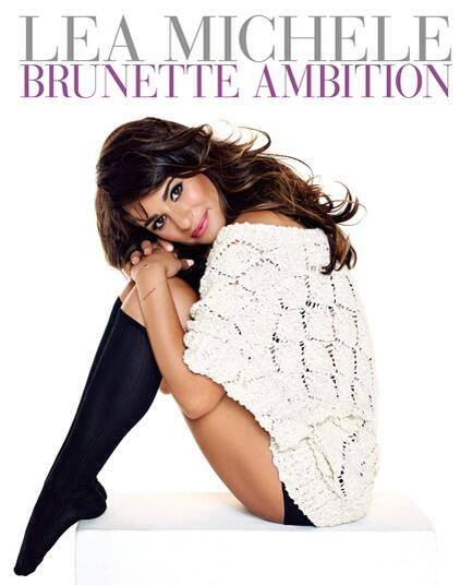 Lea Michele Shares RAGTIME Memories & Photos In New BRUNETTE AMBITION Autobiography