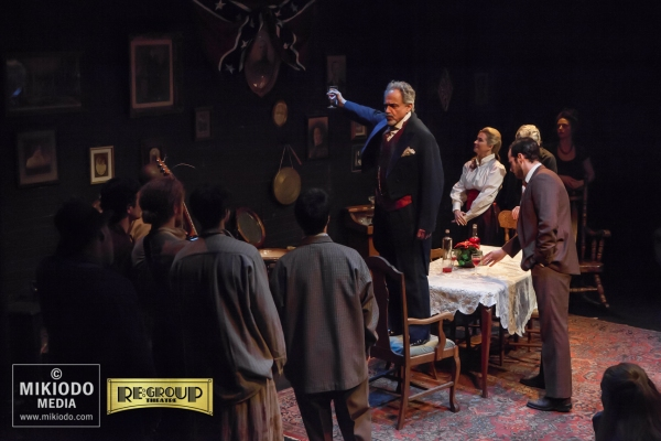 Photo Flash: First Look at ReGroup's THE HOUSE OF CONNELLY, Running Through Feb 9
