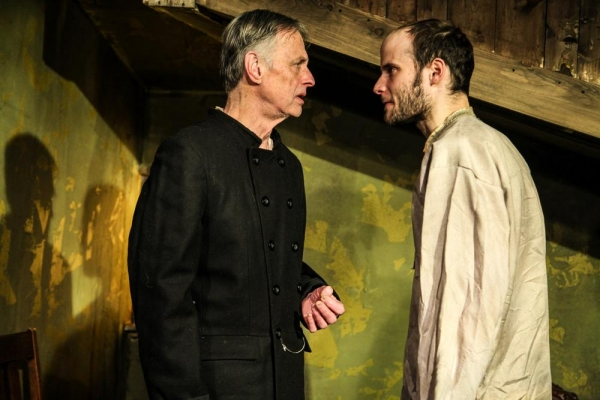 Photo Flash: First Look at Mary-Arrchie Theatre's CRIME AND PUNISHMENT