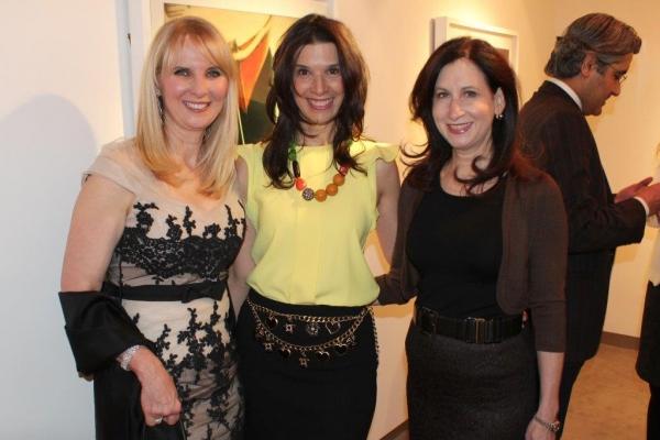 Sara Herbert Galloway, Kathleen Giordano, Dr. Penny Grant Photo