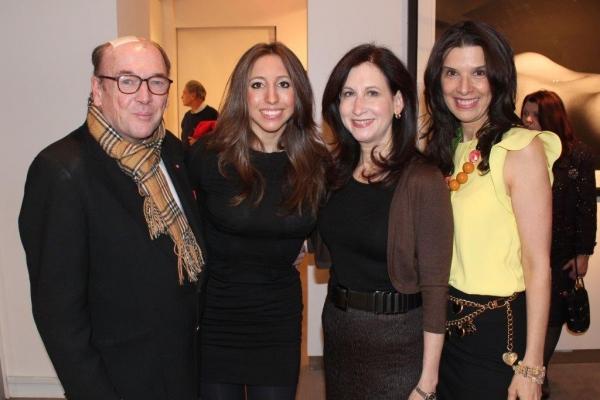 Edward Callaghan, Alexandra Fairweather, Dr. Penny Grant, Kathleen Giordano