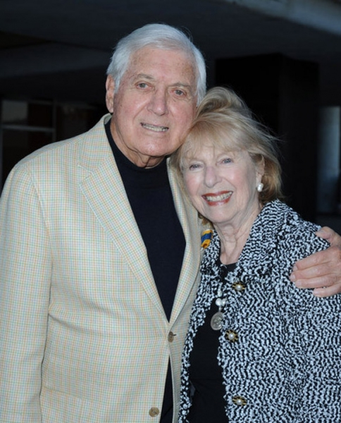 Monty and Marilyn Hall Photo