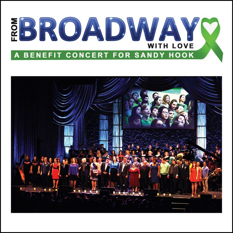 BWW CD Reviews: Broadway Records' FROM BROADWAY WITH LOVE is Heartfelt