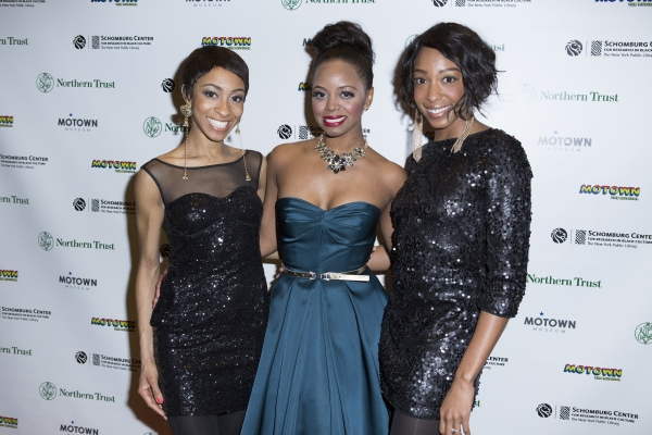 Photo Coverage: MOTOWN Cast Launches THE TRUTH IS A HIT at Schomburg Center