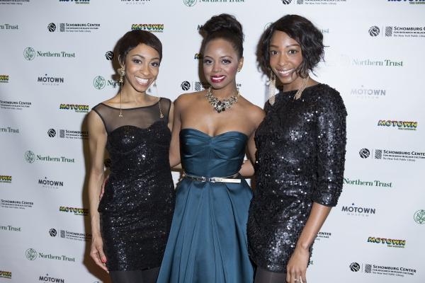 Allison Semmes, Krystal Joy Brown and Tiffany Janene Howard Photo