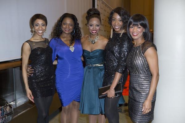 Allison Semmes, Krystal Joy Brown, Tiffany Janene Howard and Trisha Jeffrey Photo