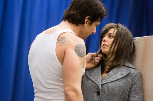 Photo Flash: ROCKY Preps for Broadway Bow: In Rehearsal with Andy Karl, Terence Archie & Margo Seibert