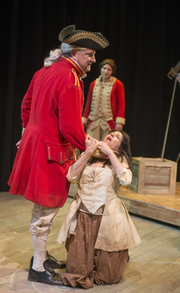 Photo Flash: Shattered Globe's OUR COUNTRY'S GOOD, Now Playing at Theater Wit Through 2/22