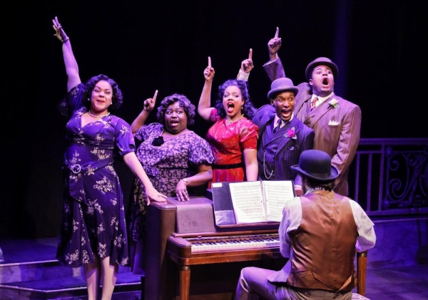 Photo Flash: First Look at Porchlight Music Theatre's AIN'T MISBEHAVIN'