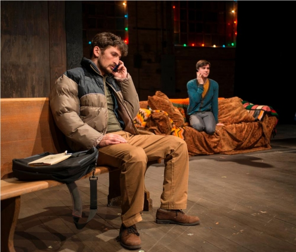 Photo Flash: First Look at ATC's Chicago Premiere of SONS OF THE PROPHET, Opening Tonight