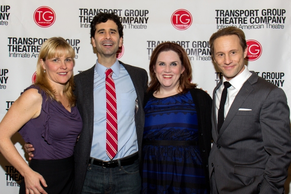 Kelly McAndrew, John Carlani, Donna Lynne Champlin, Kevin Isola