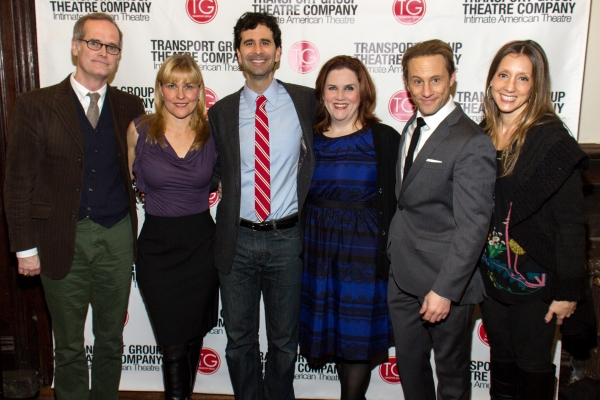 Photo Coverage: Inside Opening Night of Transport Group's ALMOST, MAINE
