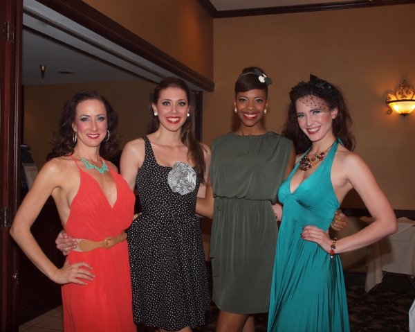 Photo Coverage: 3-D Theatrical's THE PRODUCERS Curtain Call and Press Night Celebration
