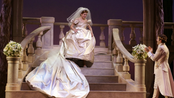 Photo Coverage: A Lovely (Opening) Night! Carly Rae Jepsen and Fran Drescher Debut in CINDERELLA
