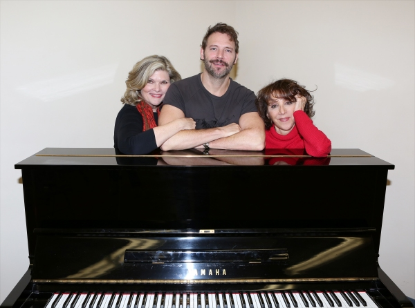 Photo Coverage: In Rehearsal with Debra Monk and Andrea Martin for BIRTHDAY BASH!