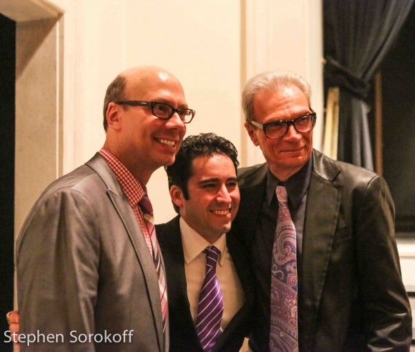 Richie Ridge, John Lloyd Young, Preston Ridge