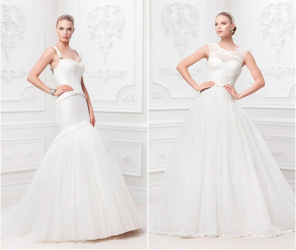 Photo Coverage: Truly Zac Posen Collection Debuts for Davids Bridal