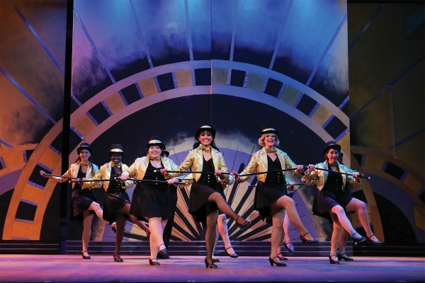 Photo Flash: First Look at Diamond Head Theatre's STEPPING OUT