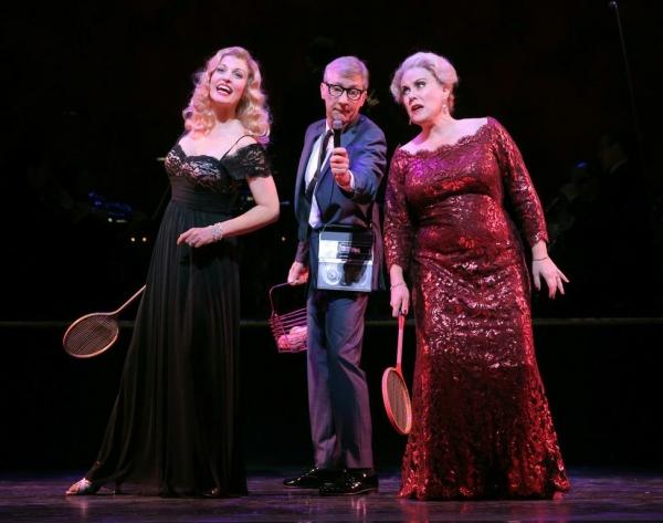 Rachel York, David Garrison, Judy Kaye