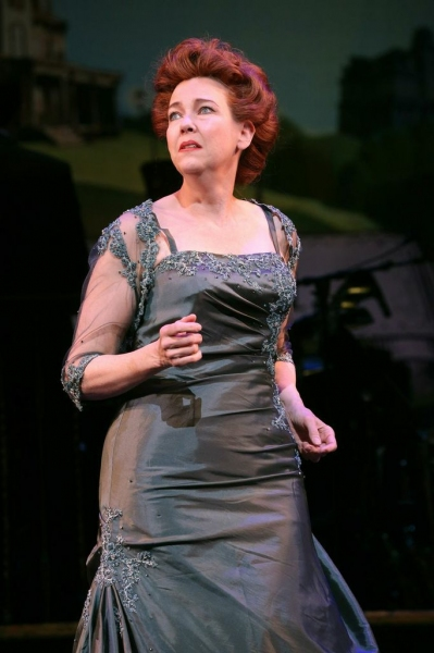 Photo Flash: First Look at Christian Borle, Rachel York & More in Encores! LITTLE ME