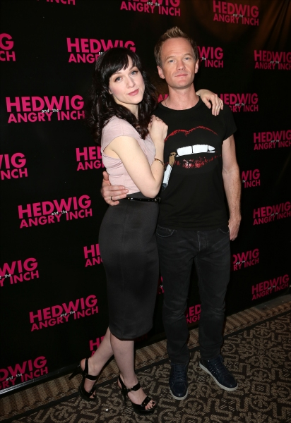 Photo Coverage: Meet the Company of Broadway-Bound HEDWIG AND THE ANGRY INCH!
