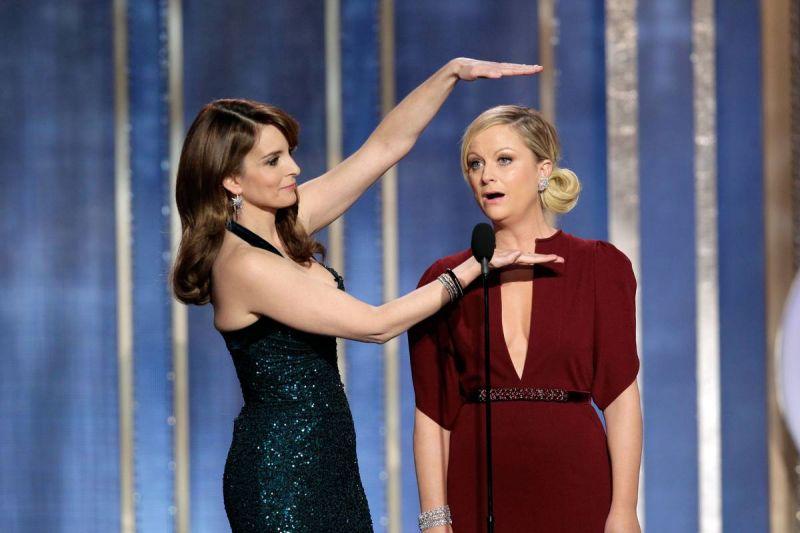 NBC Sets Air Date for 2015 GOLDEN GLOBE AWARDS; Fey, Poehler Return as Hosts