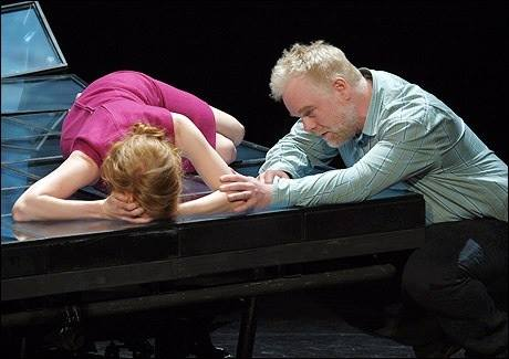 Jessica Chastain Remembers OTHELLO Co-Star Philip Seymour Hoffman