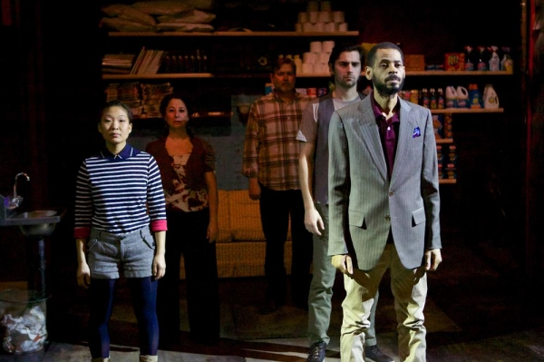 Photos: First Look at Sideshow's THE GOLDEN DRAGON, Now Playing Through 2/23 at Victory Gardens