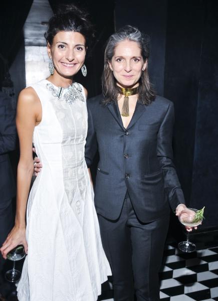 Giovanna Battaglia, Christine Jones