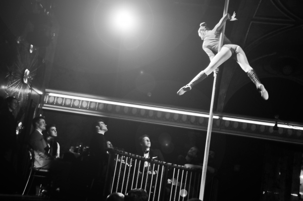 Photo Flash: Inside Opening Night of QUEEN OF THE NIGHT at Diamond Horseshoe