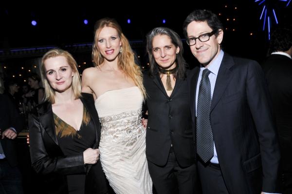 Shana Carroll, Katherine Crockett, Christine Jones, Randy Weiner Photo