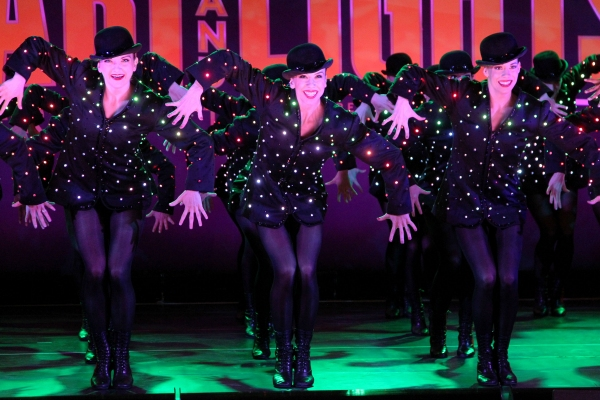 The Rockettes preview HEART AND LIGHTS at Grand Central Terminal